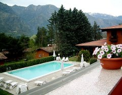 Holiday homes, Vacation villas on Lake Idro in Italy
